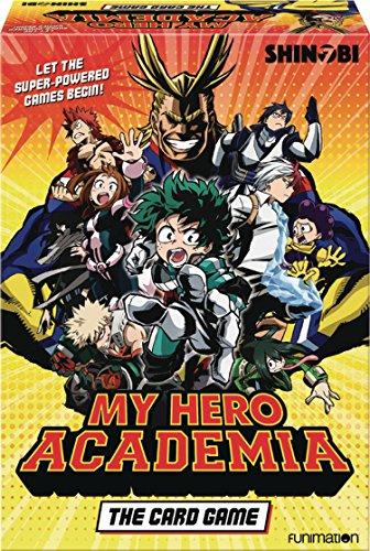 My Hero Academia SBI440501 Kartenspiel, verschieden, Einheitsgröße