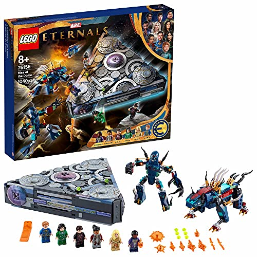 LEGO Marvel Rise of The Domo 76156 Building Kit