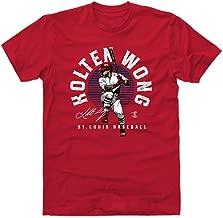 500 LEVEL Kolten Wong Shirt - St. Louis Baseball Men's Apparel - Kolten Wong Emblem