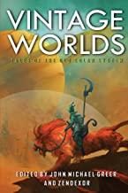 Vintage Worlds: Tales of the Old Solar System