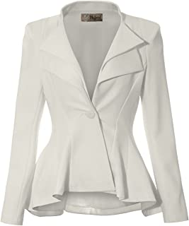 Best zara blazer leather sleeves Reviews