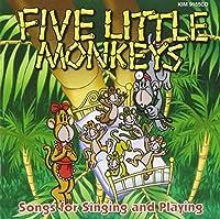 Five Little Monkeys by Five Little Monkeys