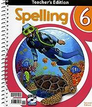 Spelling Teacher Text Grade 6