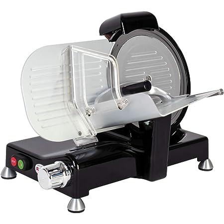 RGV 25 Special Edition Affettatrice, diametro 25 cm, colore nero
