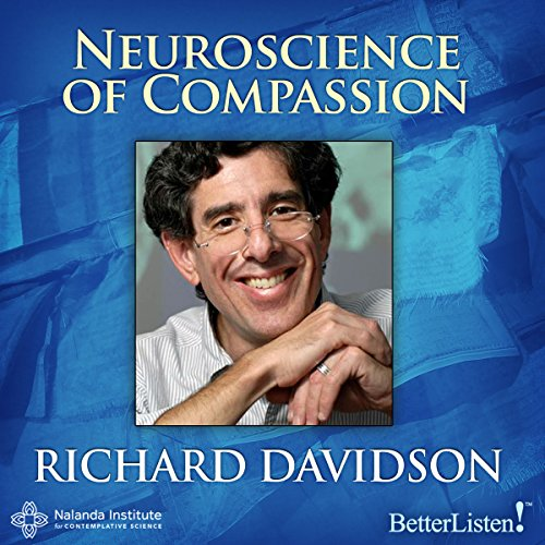 The Neuroscience of Compassion audiobook cover art