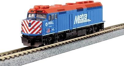 EMD F40PH #142 Chicago Metra Ravinia N Scale Train
