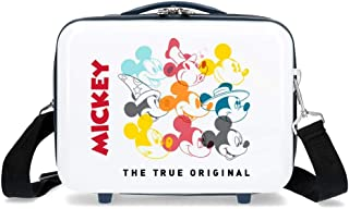 Mickey Magic Faces Adaptable Beauty Case