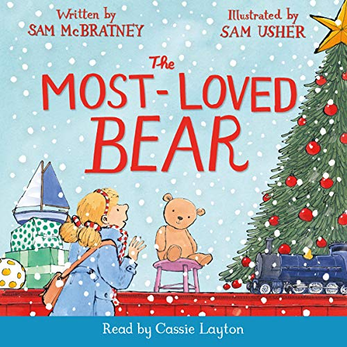 The Most-Loved Bear audiobook cover art