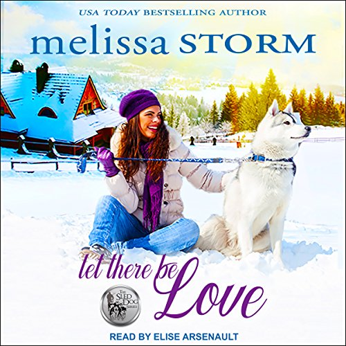 Let There Be Love audiobook cover art
