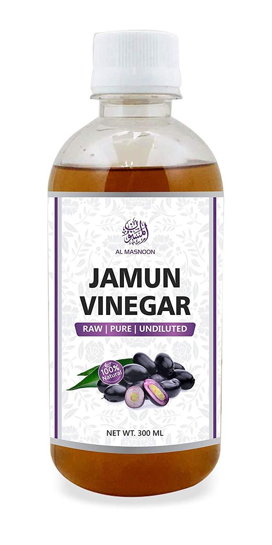 Complete Free Shipping Brand Cheap Sale Venue Bellentines AL MASNOON Jamun Vinegar- Undiluted ml Organic w 300