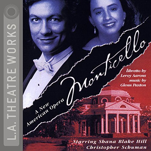 Monticello audiobook cover art