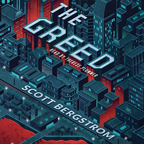 The Greed audiobook cover art