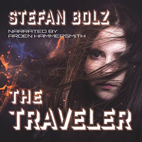 The Traveler audiobook cover art