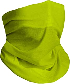 Into the AM Neck Gaiter Face Cover Scarf Breathable Gator Mask Cooling Bandana