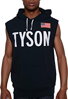 Roots of Fight Officially Licensed Tyson '86 Sleeveless Hoody