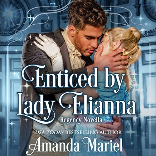 Enticed by Lady Elianna audiobook cover art