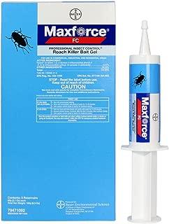 Maxforce Fc Roach Bait Gel 60g 1 Box (3 Syringes)