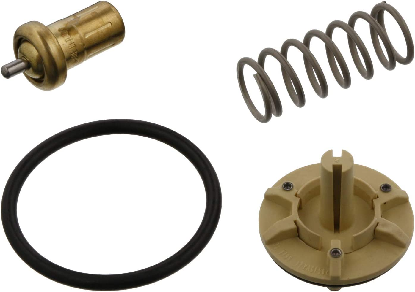 febi bilstein 36844 thermostat with Max 59% OFF seal of Pack - ring 1 Ranking TOP1