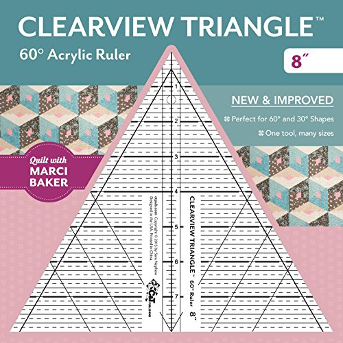 CLEARVIEW TRIANGLE 60 ACRYLIC