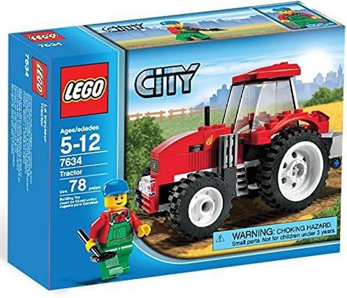 LEGO discount City Fashion Set Farm #7634 Tractor