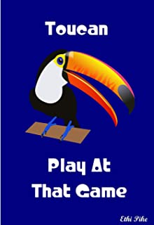 Toucan Play At That Game: Collectible Notebook (Blue)
