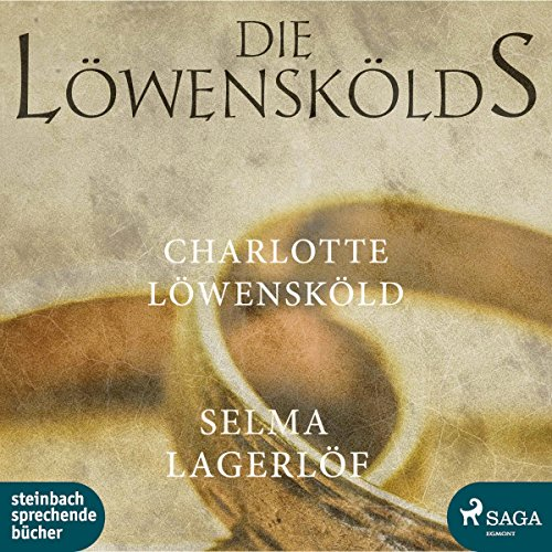 Charlotte Löwensköld audiobook cover art