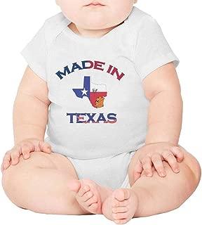 Texas Baby Girl Boy Clothes Texan Pride Onesies Newborn Bodysuit