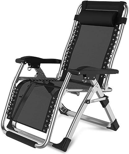 FHISD Chaise de Camping Pliable, avec Dossier Haut Structure Durable et Confortable Capacité de Charge Maximale 200 Kg Chaise d'Extérieur InsTailletion Gratuite,C