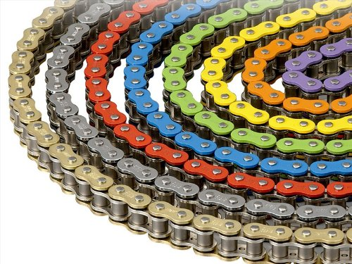 ENUMA Kettensatz SUZUKI GSX-R 1100 89 GV73C /farbig