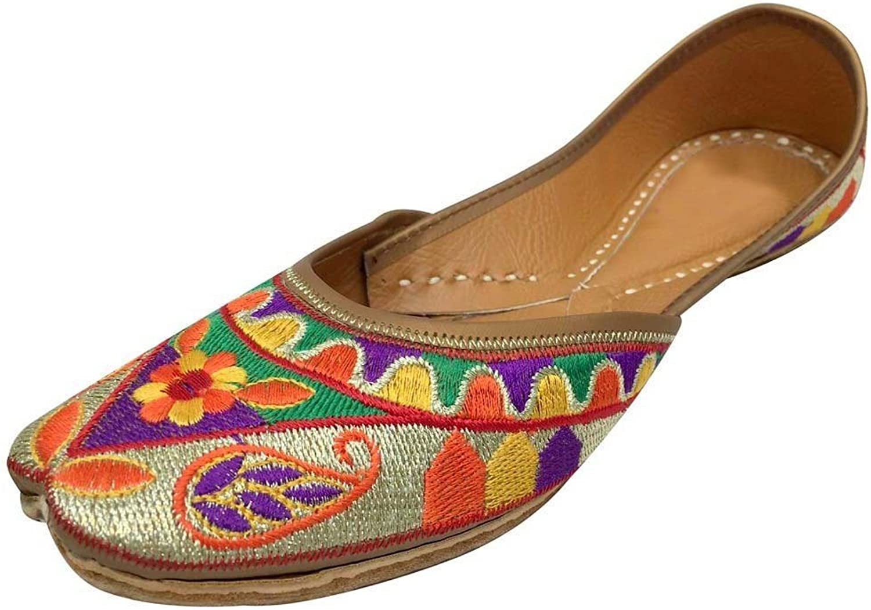 Step n Style Ladies Mojari Punjabi Jutti Ballet Flats Khussa shoes Jutis