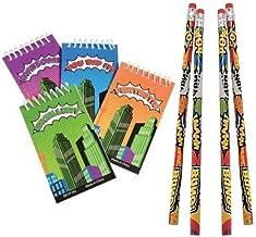 Nikkis Knick Knacks Luau Tropical Pencils and Erasers