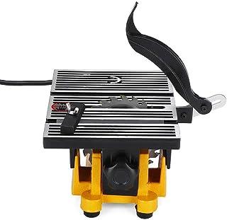 Mini bordssåg skärverktyg, högkvalitativ bordssåg bordssåg cirkelsåg skärdjup 5/8 tum 4500 varv/min