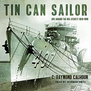 Tin Can Sailor audiobook cover art