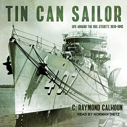 Tin Can Sailor audiobook cover art