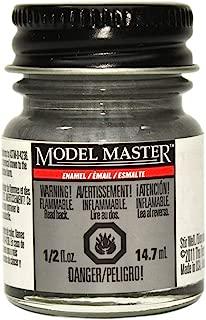 Testor'S 273409 1/2 Oz Silver Chrome Trim Gloss Model Master Auto Enamel Paint