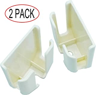Jwxstore Toothbrush Holder Wall Mounted, 2 Pack self-Adhesive Bathroom Wall Mounted Toothbrush Toothcup Holder Family Bathroom Set (no Cup)