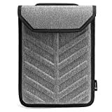 """tomtoc EVA Hartschalen-Sleeve für das iPad Pro 12,9"""" - Ultra-Slim Design, Stoß-absorbierendes EVA-Material, extrem strapazierfähig, Soft-Fleece Innenseite"""