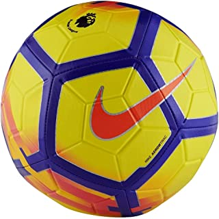 new premier league ball yellow