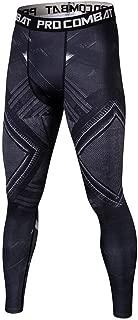 Jecool Black Panther Leggings Men Compression Jogging Pants New Skinny Sweatpants