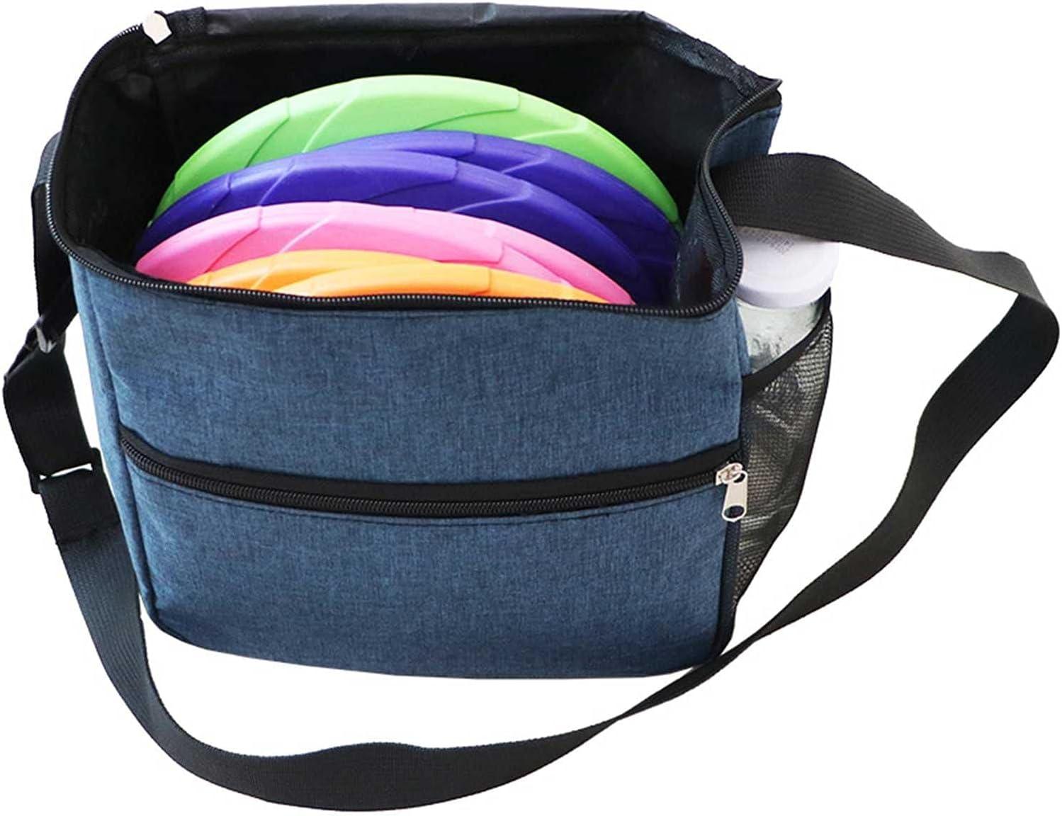 jiota El Paso Mall Weekender Disc Golf Bag Durable 10 Max 46% OFF with Capa