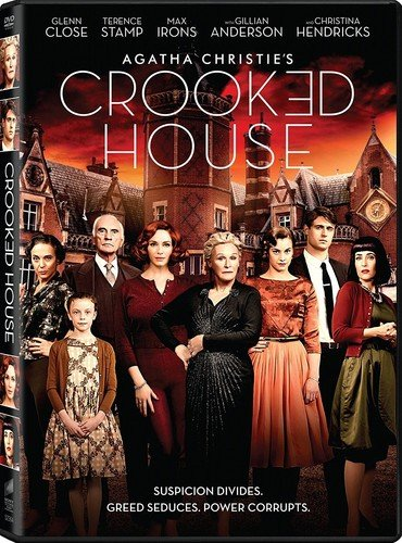 CROOKED HOUSE - CROOKED HOUSE (1 DVD)