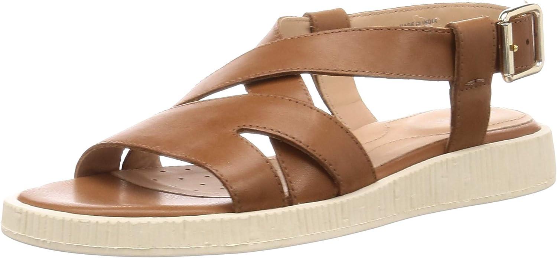 Geox Bombing free shipping Women's New York Mall D Taormina F Sandals Open Toe