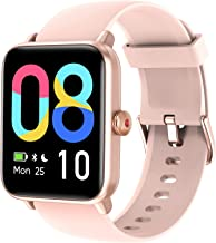 Sponsored Ad - LETSCOM Smart Watch for Android Phones Compatible with iPhone, 1.55 Inch Touch Screen, Fitness Tracker with...