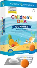 Nordic Naturals Children's DHA Gummies - Children's Omega-3 Fish Oil Supplement for Healthy Cognitive Development and Immune Function*, Tropical Punch Flavor, 30 Count