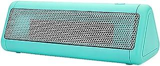 GHDE& Calentador De Espacio Eléctrico 300W Mini Ventilador Calefactor, con Sobrecalentamiento Y Protección De Inclinación, por Inicio/Dormitorio Universitario/Camper/Oficina Utilizar