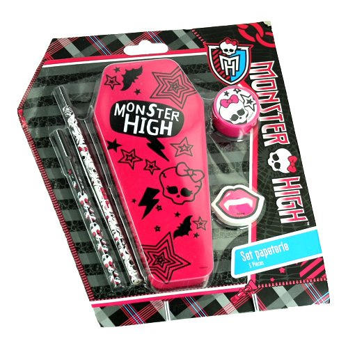 Polymark - MON0015 - Fourniture Scolaire - Monster High...