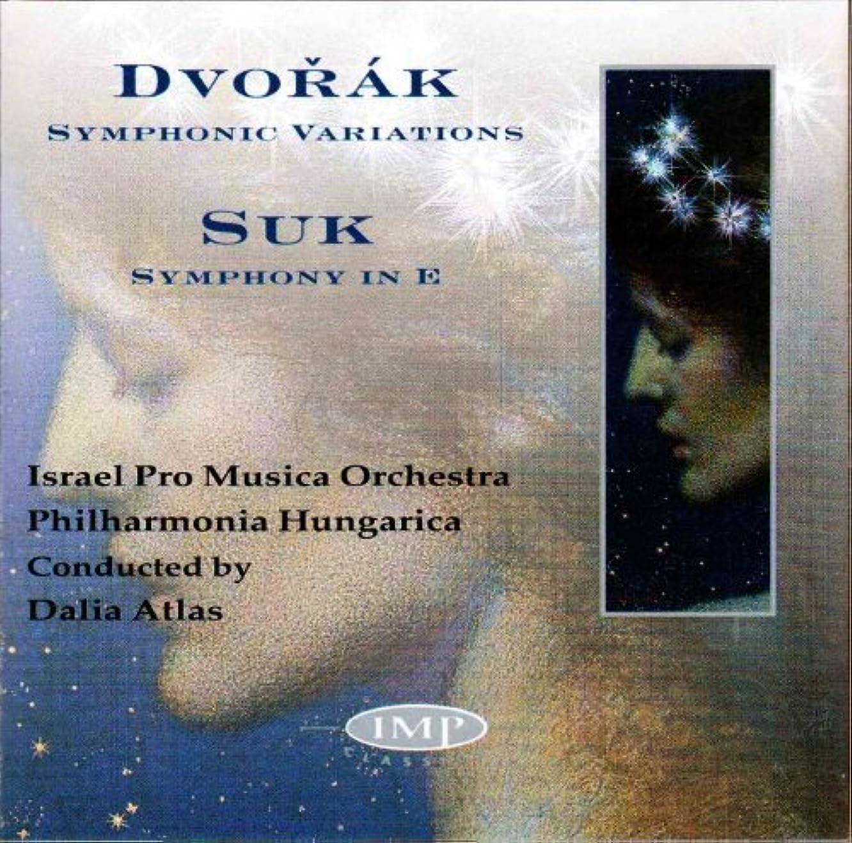 Dvor??k - Symphonic Variations/Suk - Symphony in E by Israel Pro Musica Orch