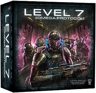 Privateer Press Level 7 Omega Protocol Board Game