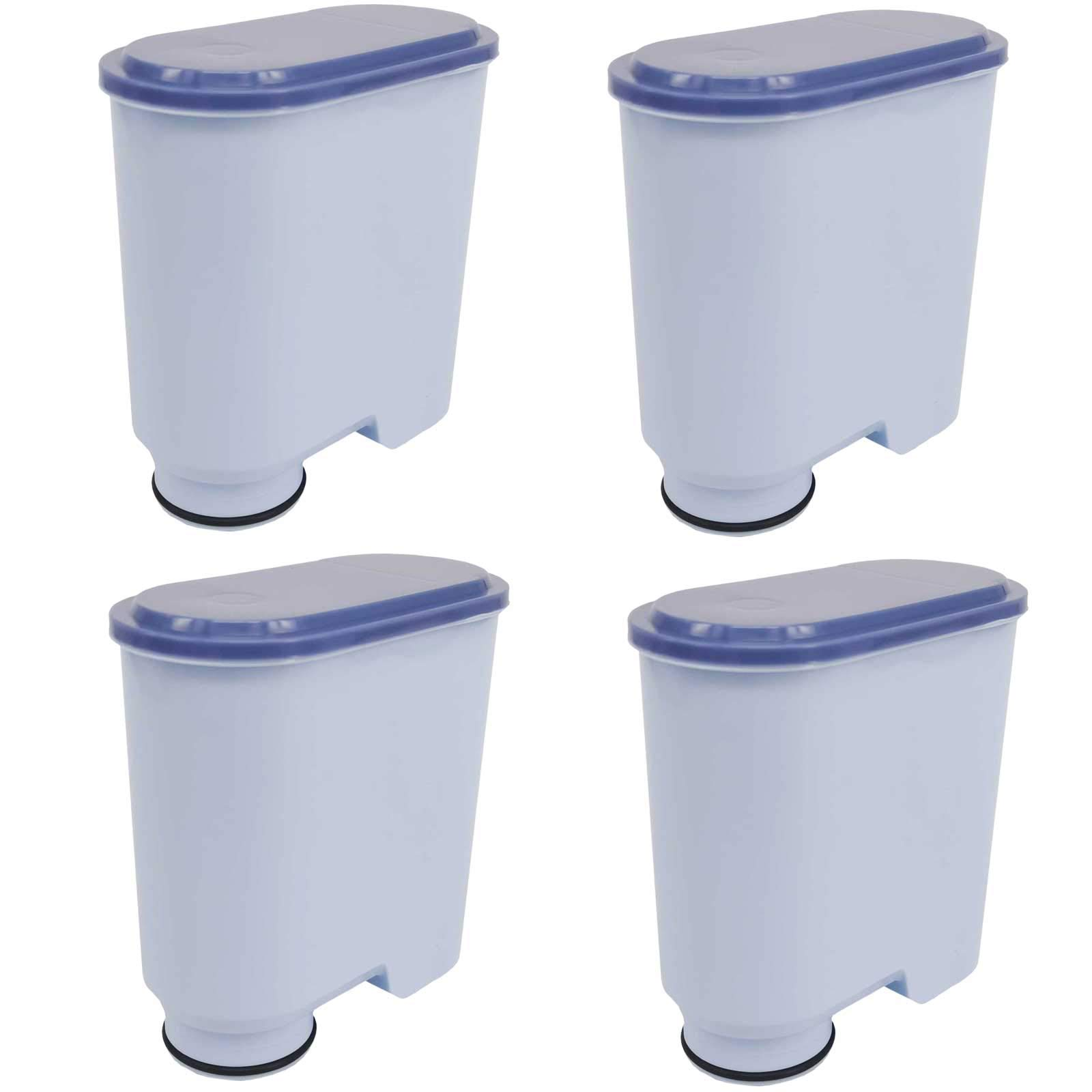 4 filtros de agua para cafetera automática Philips Saeco CA6707 CA6707/00 CA6707/10 CA6903/47 Aqua Clean 421946039401 421944050461: Amazon.es: Hogar