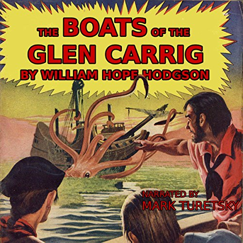 The Boats of the Glen Carrig cover art